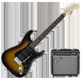 pack guitare electrique complet pour débutant