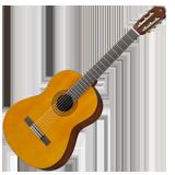 Guitare classique pour débutant