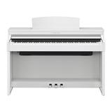 vente en ligne de piano numerique blanc yamaha