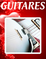 les soldes scotto musique sur les guitare
