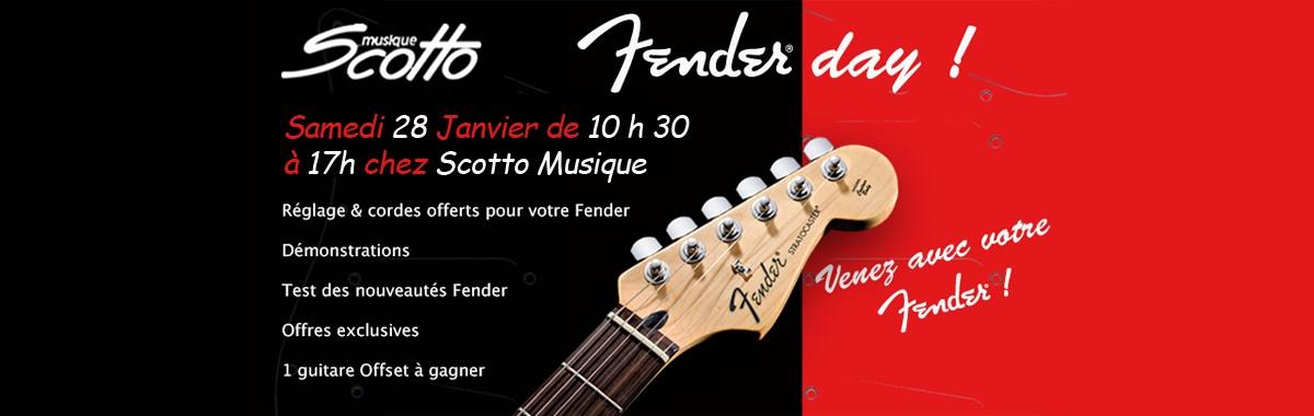 Fender Day
